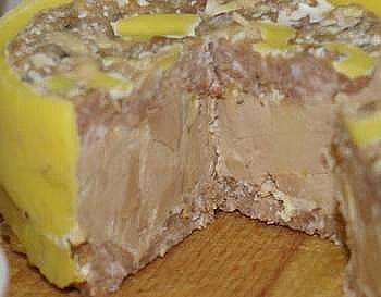 Recette PAPITOU (ou paté de campagne au foie gras)