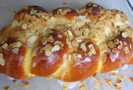 Recette Brioche du boulanger