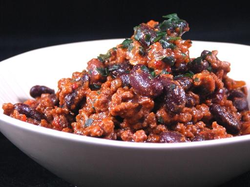 Recette Chili con carne facile