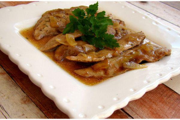 Recette Aiguillettes de canard sauce orange et miel