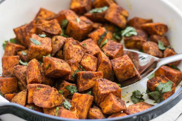 Recette Patates douces épicées à la marocaine