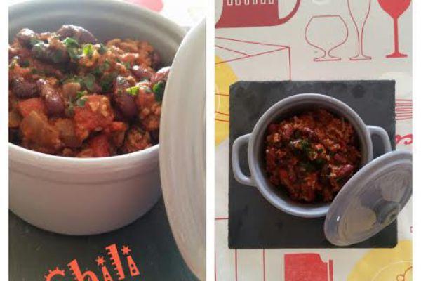 Recette Chili con carne Léger