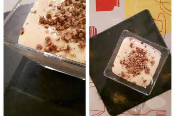Crème à la vanille façon danette