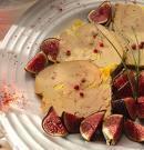 Recette Mon foie gras aux figues