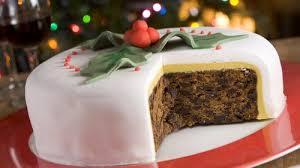 Recette Christmas cake