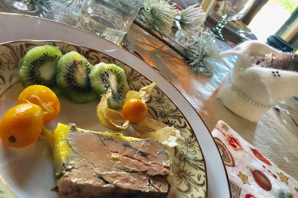 Recette Foie gras mi-cuit