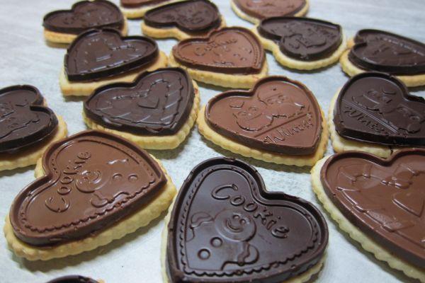 Biscuit au chocolat façon petit écolier