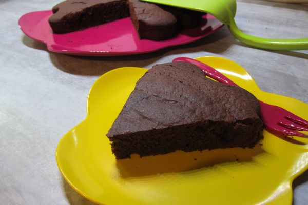 Gâteau chocolat fève tonka