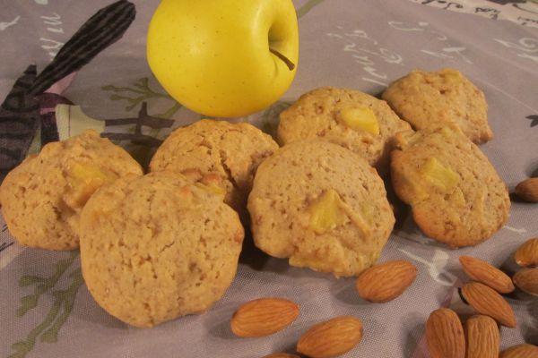 Recette Cookies pommes pralin