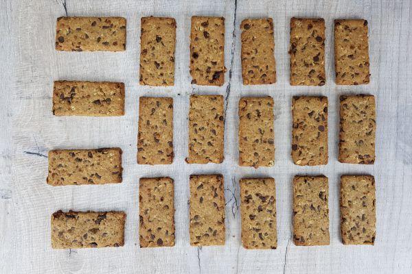 Recette Biscuits petit déjeuner protéiné