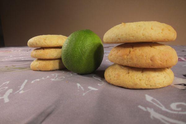 Recette Cookies au citron vert