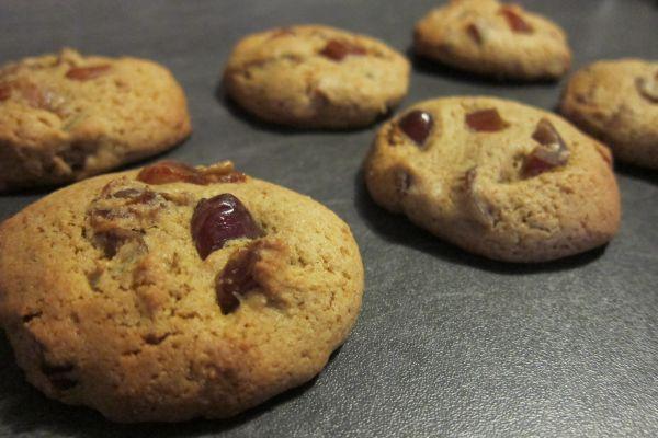 Recette Cookies semi-complets aux dattes