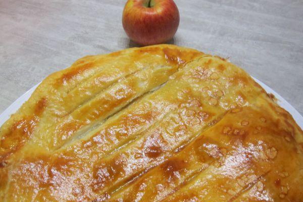 Galette des rois pomme/ananas