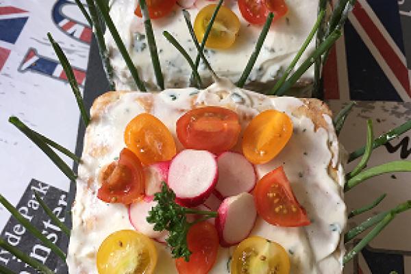 Recette Sandwich cake