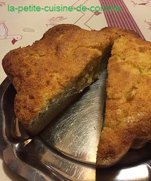Recette Gâteau fondant bananes, noix de coco