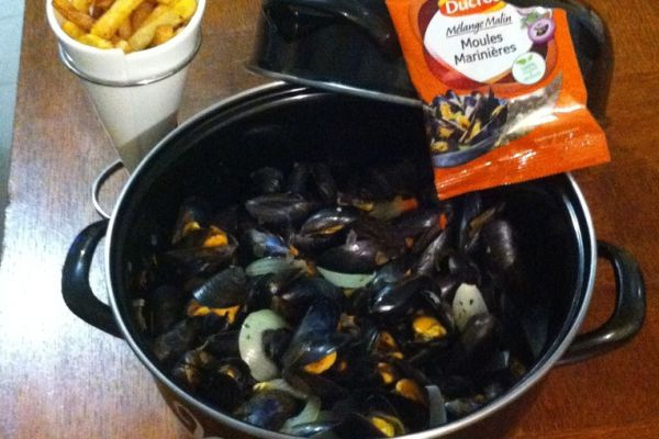 Moules mariniéres