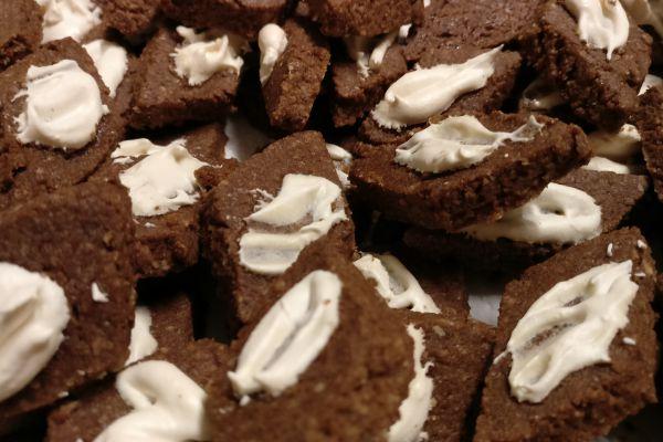 Recette Sablés au chocolat