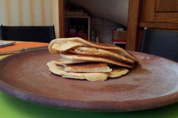 Recette racourci : Pancakes Super Moelleux