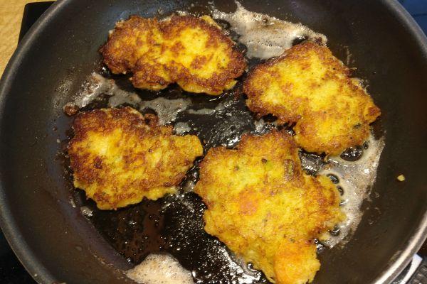 Recette galettes de pommes de terre (grumberekiechle)