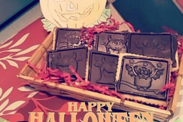 Happy Halloween petit écolier