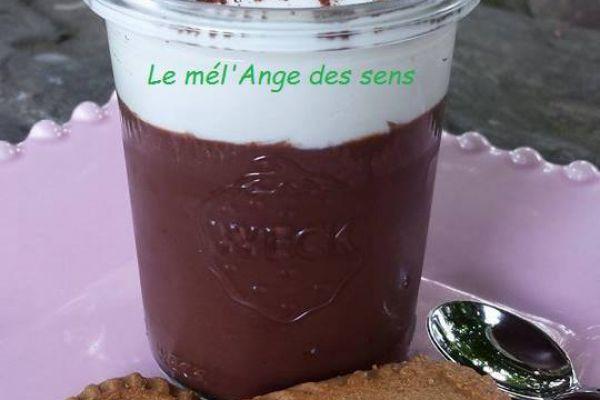 Recette crème chocolat (façon danette liègeois)