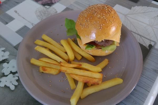 Recette Burgers maison