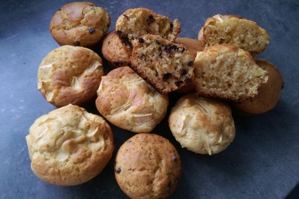Recette Muffins extra moelleux