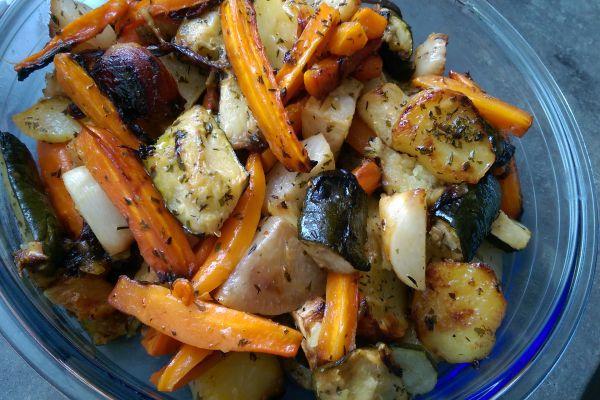 Recette Legumes au four