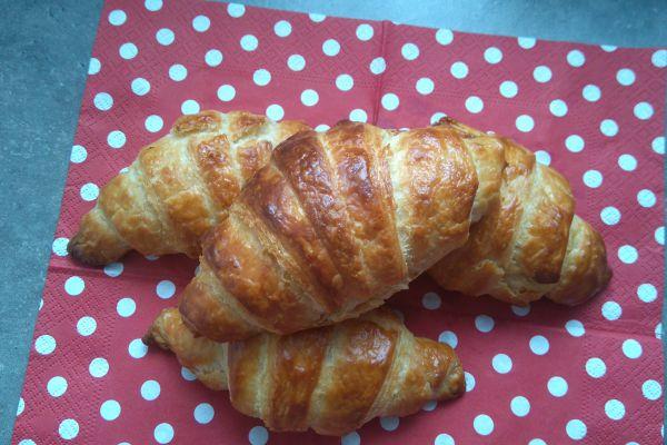 Recette mini croissant