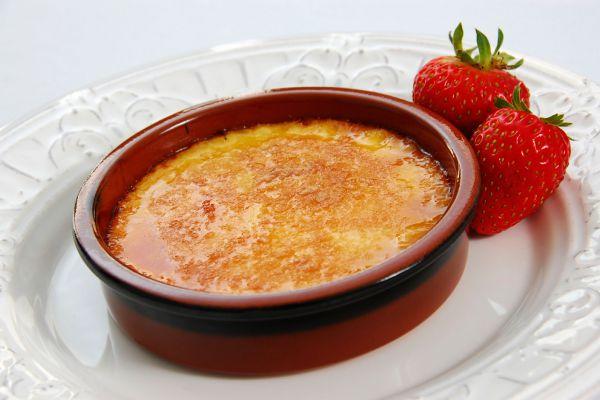Recette Crème brûlée