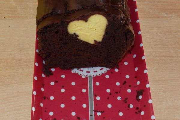 Recette CAKE SURPRISE
