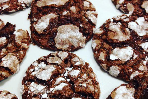 Recette Craquelins au chocolat