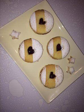 Recette Biscuits à la confiture