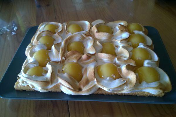 Recette tarte aux citron