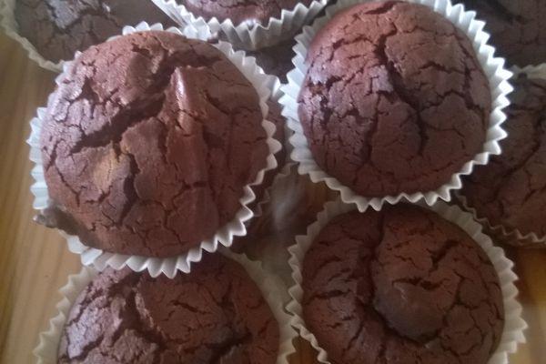 Recette petits gateaux chocolat