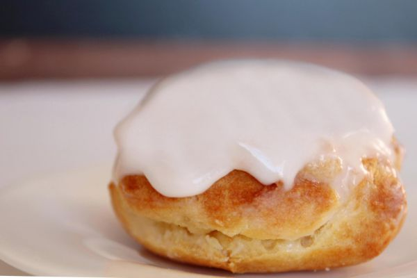 Recette Choux à la crème vanille