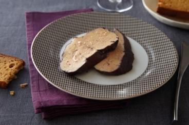Recette Foie gras poché au vin