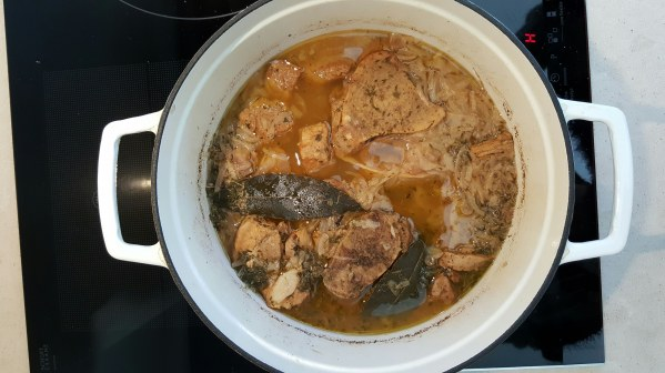 Recette Sauté de veau au cidre et échalotes