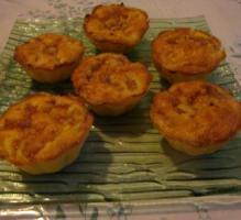 Muffins figue chèvre