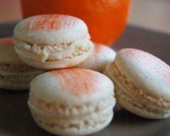 Recette Macarons à la fleur d'oranger