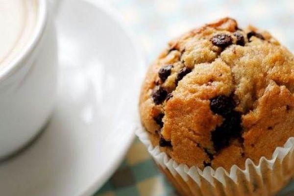 Recette Muffins à la vanille et aux pépites de chocolat
