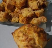 Minis muffins charcutier