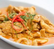 Recette Sauté de porc au curry