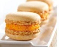 Recette Macarons à la carotte