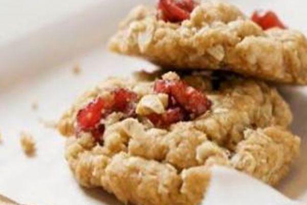 Recette Cookies salés auchorizo et tomates séchées