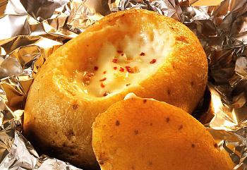 Recette Pommes de terre au maroilles