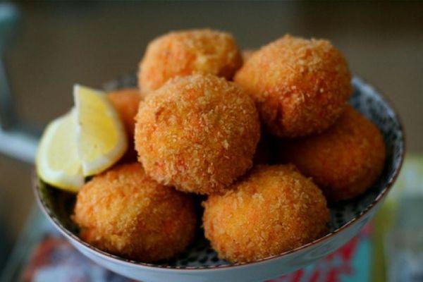 Recette Croquettes de poulet et mozarella