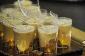 Recette Verrine de foie gras poché