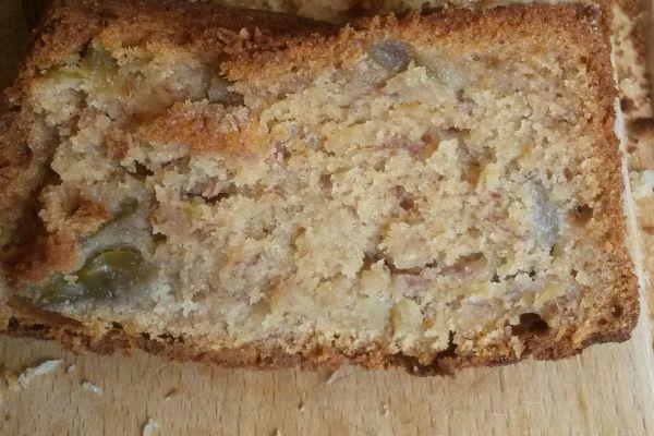 Recette banana bread au figue fraîche