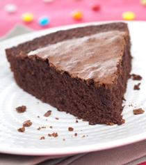 Recette Gateau moelleux au chocolat avec maÏzena